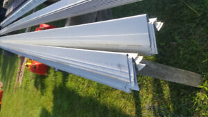 Roofing drip edge.  Now ($190)