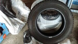 Four Ice Blazer Winter Tires  for sale (Nearly New!) Kingston Kingston Area image 2