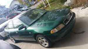 Audi A4 2.8l quattro