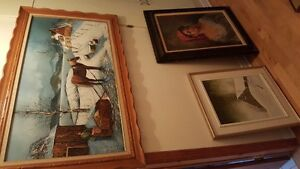 Vintage ART SALE Quality oil paintings various artists West Island Greater Montréal image 10