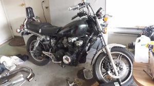 Honda CB750 Nighthawk - timing chain problem West Island Greater Montréal image 1