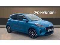 2021 Hyundai i10 1.0 MPi Premium 5dr Petrol Hatchback Hatchback Petrol Manual