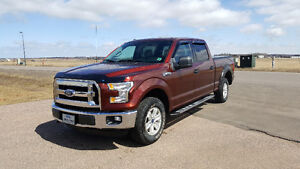 265/70/17 tires and allu rims ford 150 of most new 800 km