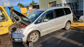 Ford galaxy breaking 58plate