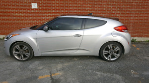 Hyundai Veloster 2012 Tech  + Automatic + Full Equip
