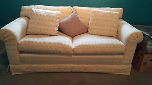 Loveseat love seat couch sofa for sale