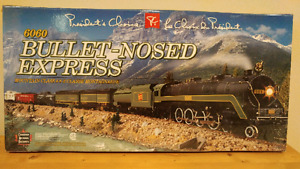 President's Choice Bullet-nosed Express train set
