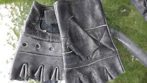 Biker GLOVES - 3 pair