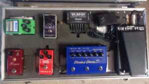 PEDALS and PEDALBOARDS