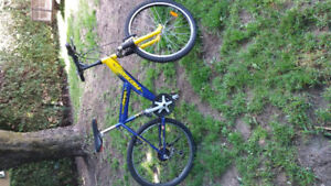Vélo 15 vitesses 24 pouces