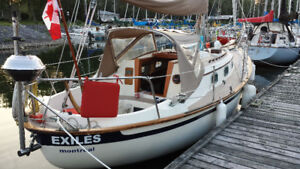 Ocean-ready 1981 Southern Cross 28 sailboat