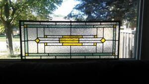 Stained Glass for sale.