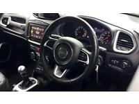 2015 Jeep Renegade 1.4 Multiair Limited 5dr Manual Petrol Hatchback