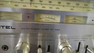 Vintage Rotels  RA1412amp  and RT1024 tuner Peterborough Peterborough Area image 4