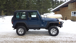 2000 Jeep TJ es Other