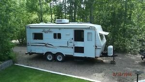 2007 Travelaire Rustler 20.5 ft Trailer