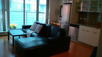 Executive Furnished One Bedroom (Gastown)