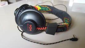 House of Marley Positive Vibration Headphones