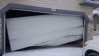 Garage door repair 403 462 0697