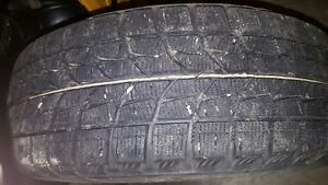 BLIZZAK WS60 Winter Tires and rims Strathcona County Edmonton Area image 3