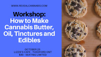 Learn to Make Cannabis Edibles and Infusions