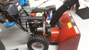 28 in. Craftsman Snow blower