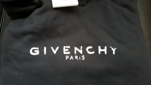 GIVENCHY DESTROYED HOODIE SWEATER NEW WITH TAGS