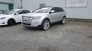 """2011 Ford Edge limited sport package mags 22"""" sport"""