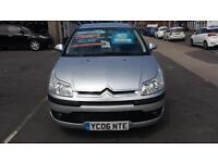 2006 CITROEN C4 1.6i 16V SX Automatic From GBP2,995 + Retail Package