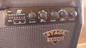 Fender 1600 Stage Amp