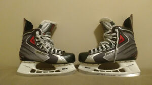 Used skates. Bauer X50. Great condition!