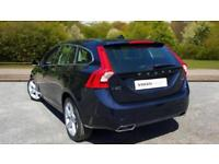2018 Volvo V60 D4 190hp SE Lux Nav Estate Aut Automatic Diesel Estate