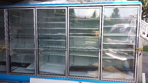 congérateur frigo commercial en vandre