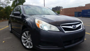 2010 Subaru Legacy AWD AUTOMA LIMITED 2.5L 4 CYLDR PAS ACCIDENTS