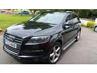 2007 Audi Q7 3.0TDI ( 229bhp ) auto quattro - START/STOP - FULL LEATHER