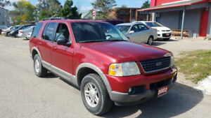2002 Ford Explorer AS IS