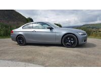 2009 BMW 325D Coupe SE Highline FSH, Long MOT, 2 Keys £38 pw
