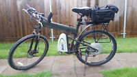 Montague Military Mountain Bike