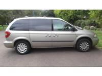 2003 53 CHRYSLER VOYAGER 2.5 CRD SE LOW 105K 7 SEATS VERY CLEAN TOW BAR PX SWAPS