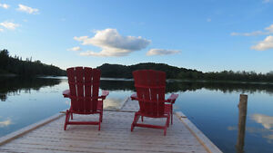 4 Season Waterfront Cottage for Sale (LAC Johnston, QC)