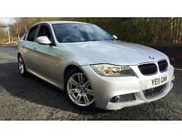 2011 BMW 3 Series 320d (184) M Sport Step Automatic Diesel Saloon
