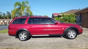 2004 Holden Adventra Wagon North Boambee Valley Coffs Harbour City Preview