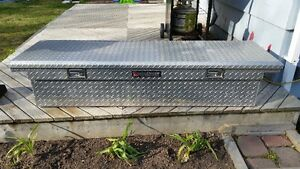 aluminem truck storage box