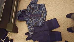 Toddler boys snow suit