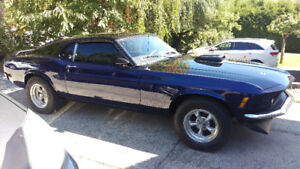 1970 mustang fastback for sale