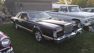 1978 Lincoln MK V, Sell, Swap / Trade