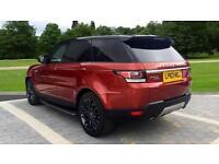 2014 Land Rover Range Rover Sport 3.0 SDV6 HSE 5dr Automatic Diesel Estate