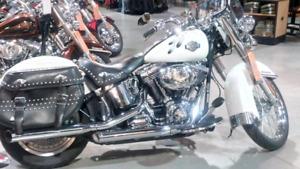 Harley Davidson softail heritage 2009