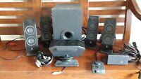 Logitech 5.1 Surround Speaker Set