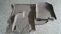 WeatherTech Custom Fit Mats - 2011 Ford Edge